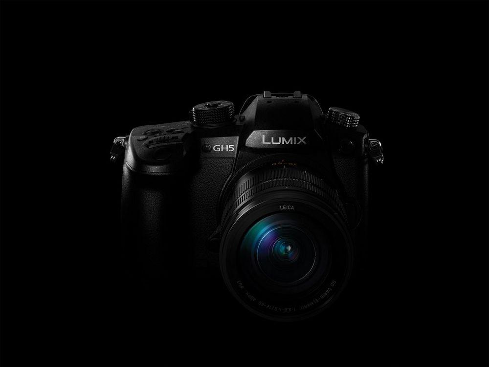 Panasonic ra mắt máy ảnh LUMIX GH5 – Chinh phục giới hạn mới